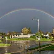Perfect Rainbow.