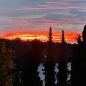 2021-10-21 - Sunrise for Cadboro Bay in Victoria BC