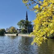 Autumn in Pointe Claire