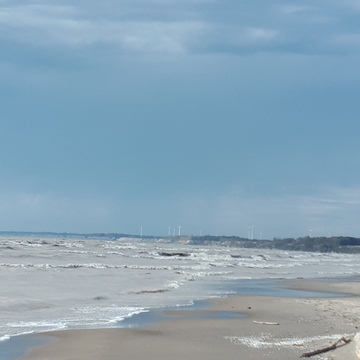 Port Burwell beach