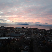 Good morning from the Sleeping Giant in Thunder Bay