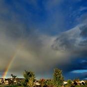 Chasing Rainbows in Kingston
