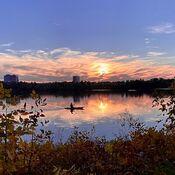 """Kayak un soir d""""automne"""
