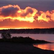 Sunrise at Farran Park