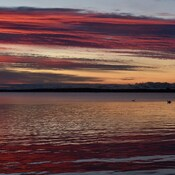 Dawn on the Bay of Quinte