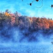 Morning mist In Bancroft