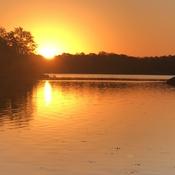 Sunrise on October 20th