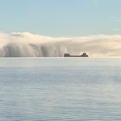 Holy Fog Bank!