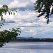 Cloudscape over the Ottawa - more rain coming?