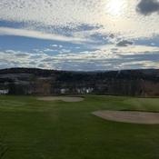 Mont Cascade Golf course