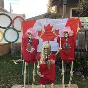 Skeleton olympics