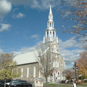 Église (catholique) Saint-François-Xavier