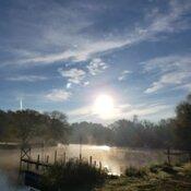 Sunday Morning on Catfish Creek