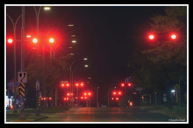 Trois-Rivières, nuit du 26 octobre.