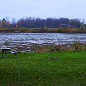 Low Water Level - Farran Park