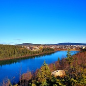Quartzsite lake