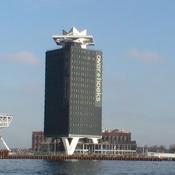 Overhoeks Building in Amsterdam