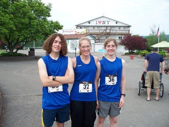Run for Autism Awareness
