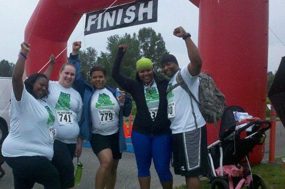 Get Mad Get Fit's 1st Annual 5K Marathon event