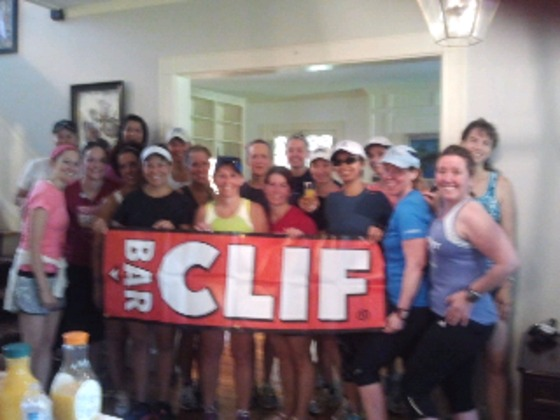 Sole Sister Marathon Training