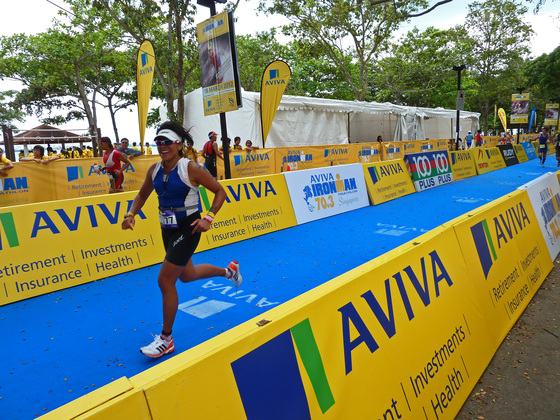Aviva Ironman 70.3 - Singapore