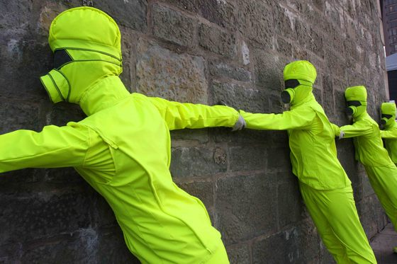 Toxic Neon Clowns