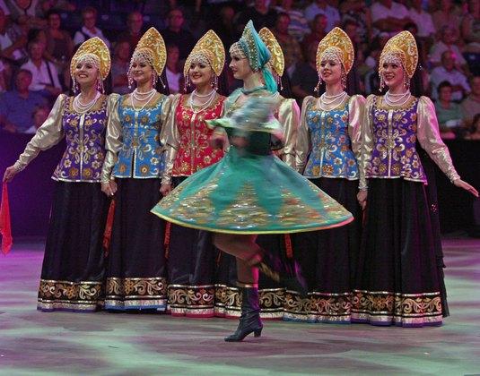 Russian Red Army Choir