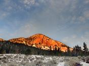 Winter on Nicola Ranch near Merritt, BC