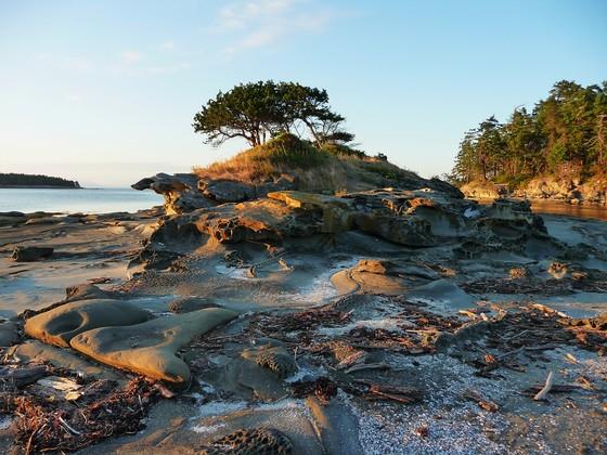 Islet Near Gabriola
