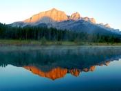 Quarry Lake, Canmore, Alberta
