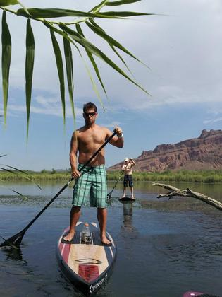 Stand Up Paddle on the Salt River