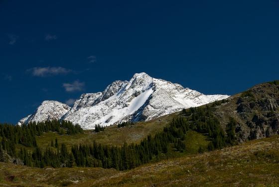 Sliver Cup Ridge Fays Peak