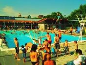 4a. Outdoor Pool in Edmonton