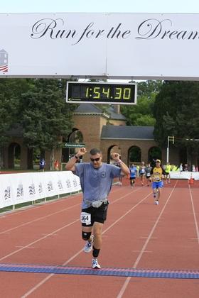Run For the Dream 1/2 Marathon