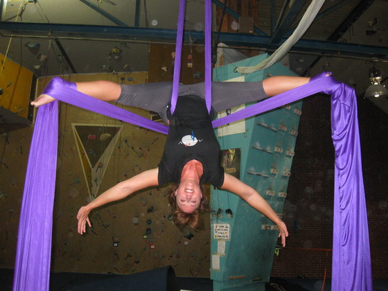 """Cirque du _______"" Aerial Classes!!"