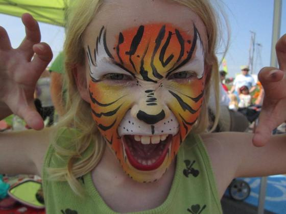 BBQ Fred FB Pic Facepaint