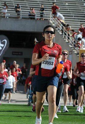 4.2 mile Pat Tillman Run