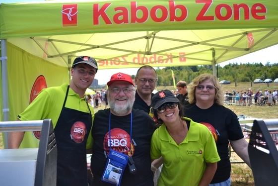 Kabob Zone Volunteers
