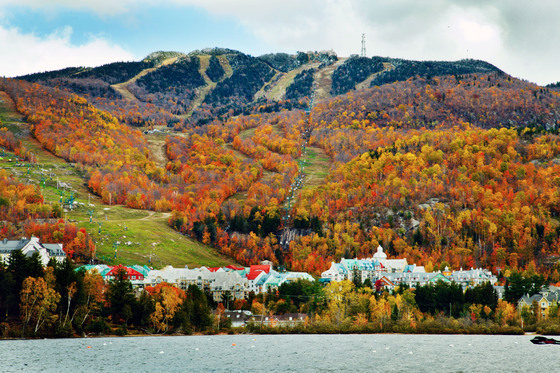 whatever the weather photo contest mont tremblant in autumn. Black Bedroom Furniture Sets. Home Design Ideas